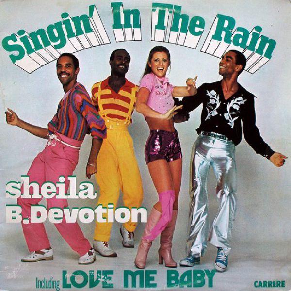 Sheila B. Devotion - Singin In The Rain